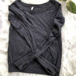 Lululemon sweater sz 2